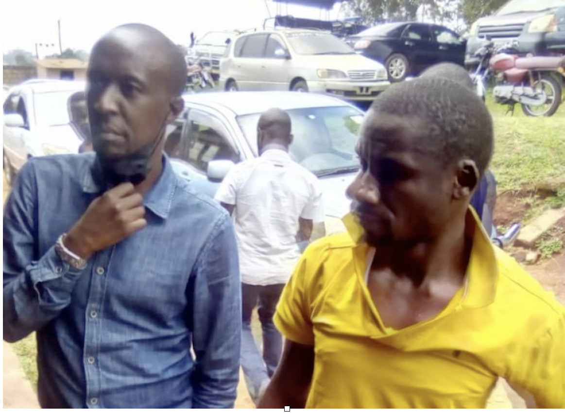 The suspects who were trying to purchase a child at $5000