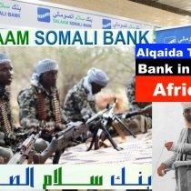 Alqaida terror bank in East Africa