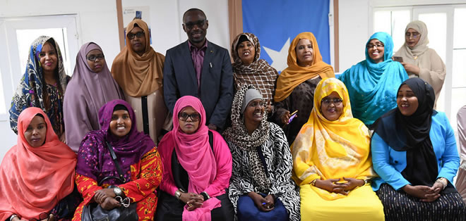 Somali women seeking men