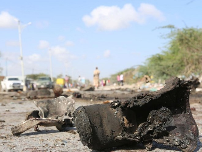 Al-Shabaab attacks military camp in Somalia