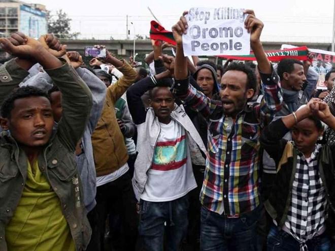 At least 5 000 Ethiopians flee to Kenya after weekend shooting