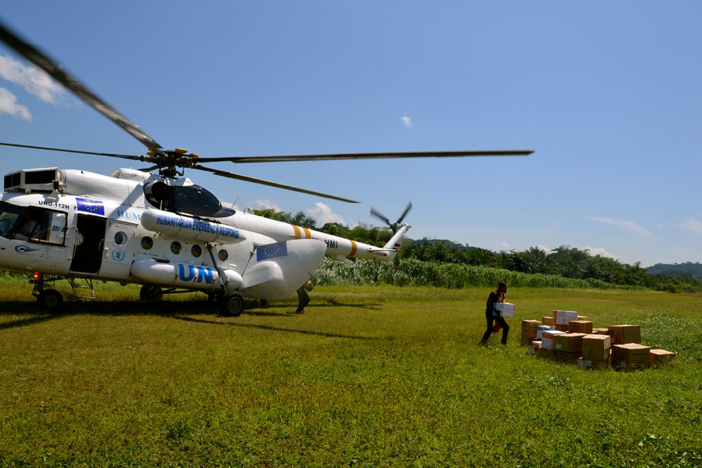 World Humanitarian Day pays tribute to aid workers