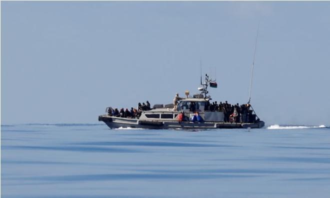 90 migrants feared drowned off Libya
