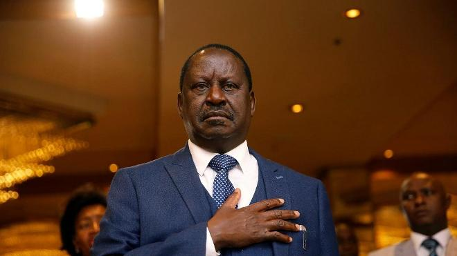 Kenya opposition to swear-in leader as 'president'
