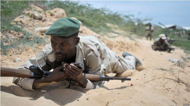 US, Somali forces kill 4 members of al-Shabab in raid