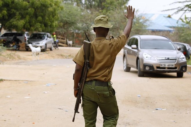 Al Shabaab kill 5 police in northeast Kenya, official says
