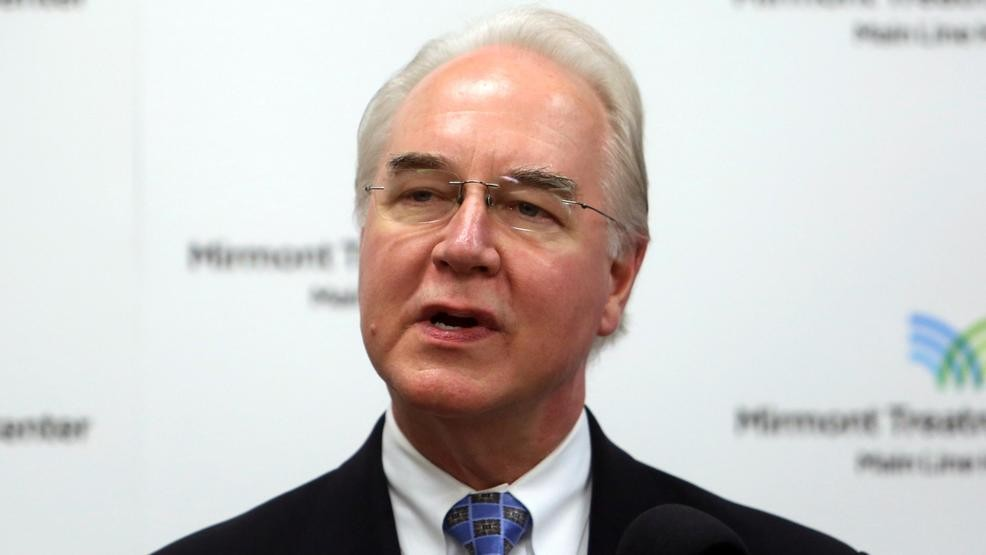 HHS Sec. Price Apologizes for Charter Flights, Says He'll Reimburse Govt