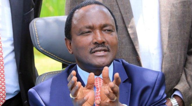 Kenya's opposition leader Raila Odinga sworn in as ''People's'' President