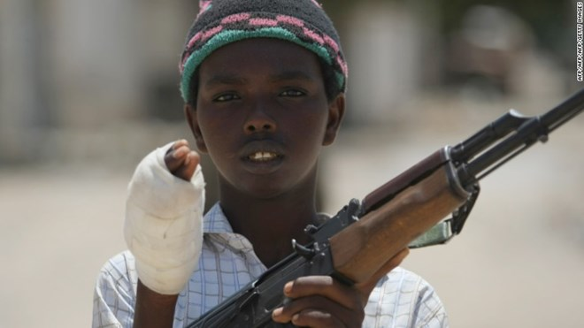 Over 8000 children killed and hurt in conflicts — United Nations chief