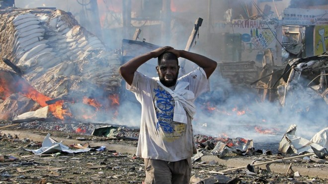 Somali court sentences man to death for October bombing