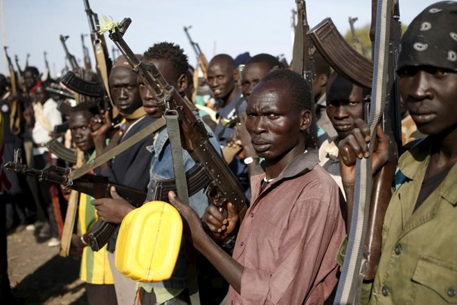 Kenya denies supplying weapons to South Sudan