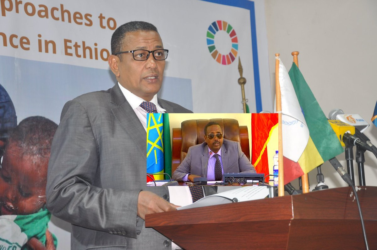 Top Secret:Ethiopia police commissioner lied about the torture of