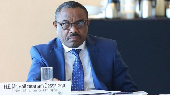 Ethiopian Prime Minister Resigns: State Media